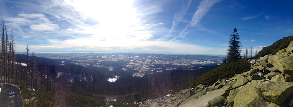 Alpy v dialke