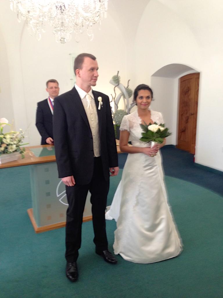 Jedna svadba v piatok